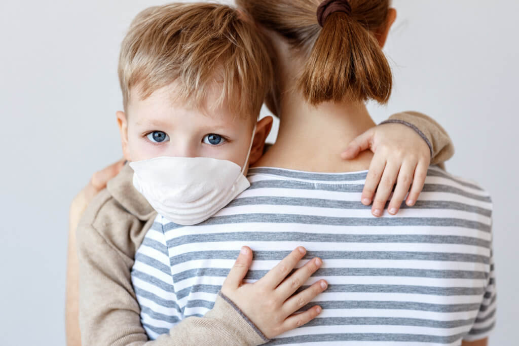 Can I change child visitation because of coronavirus?