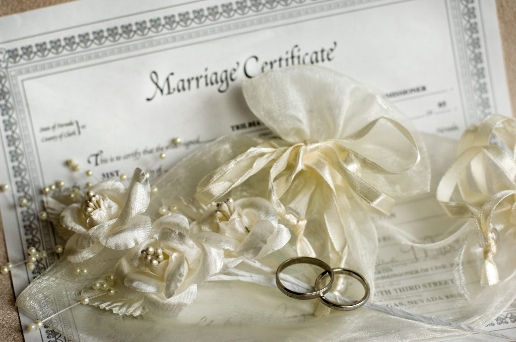Did My Marriage License Expire?